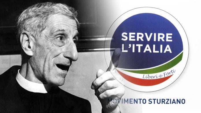 don luigi sturzo, servire l'italia, movimento noi, giampiero cardillo, fabio gallo