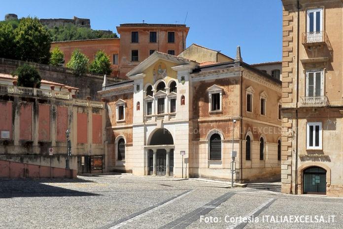 Cosenza - Biblioteca Civica