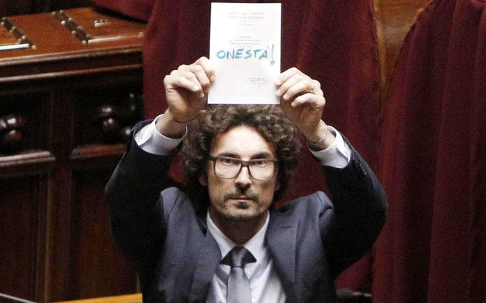 Danilo Toninelli, fabio gallo, movimento noi, metro cosenza