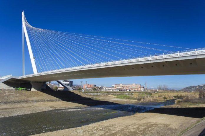 Ponte di Calatrava di Cosenza - foto rete