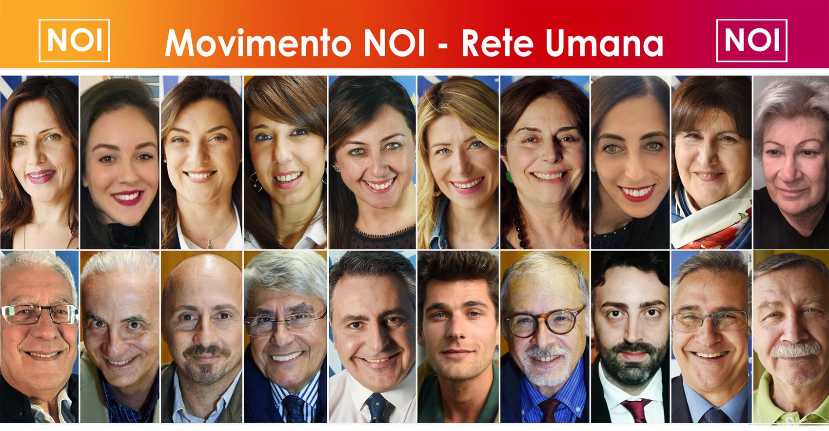 Il Movimento civico NOI - Cos'è