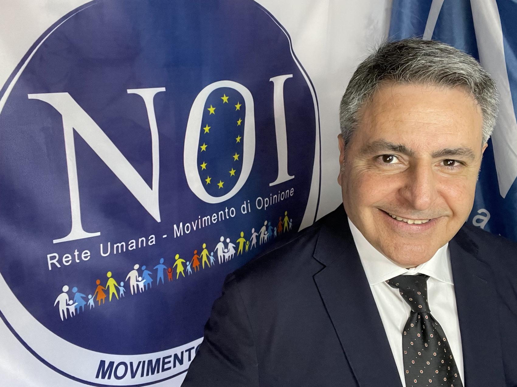 Fabio Gallo - Portavoce Nazionale del Movimento civico NOI